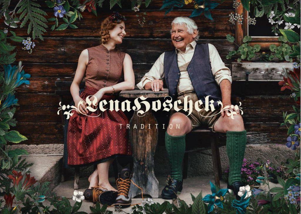 Lena Hoschek x Dachstein Kirtag