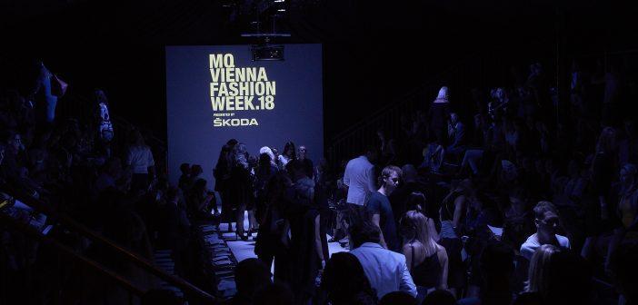 Opening Show mit Video – MQ Vienna Fashion Week 18