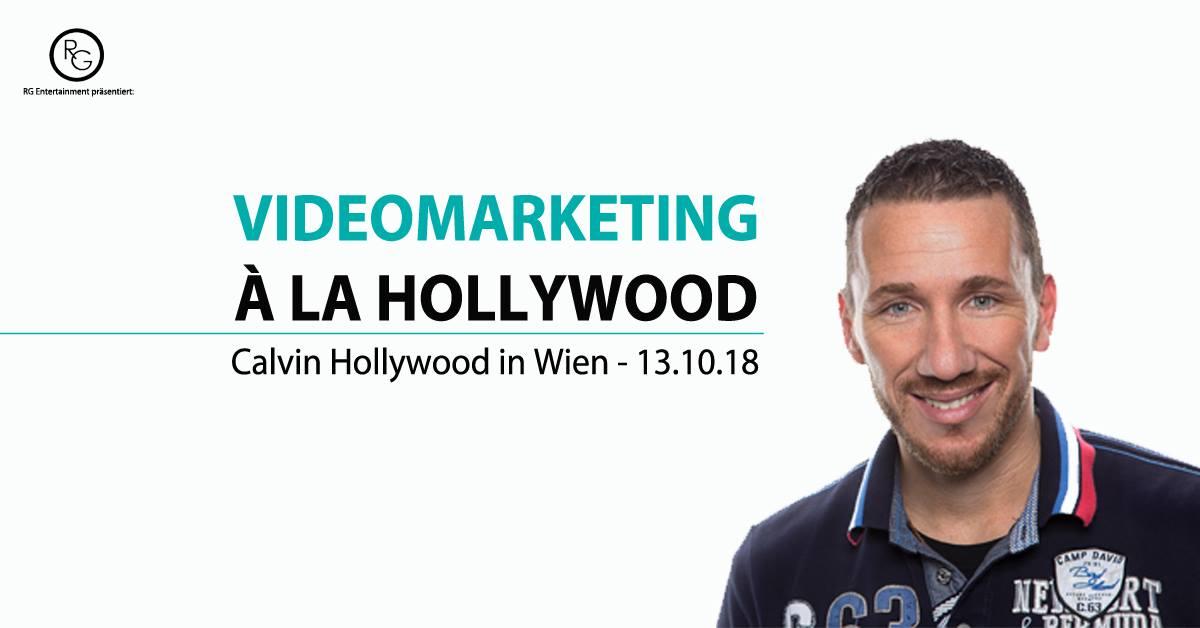 Videomarketing Calvin Hollywood