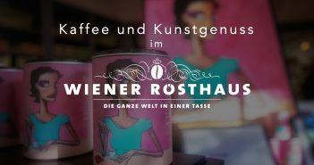 Wiener Rösthaus und Markus Kravanja – Kaffee und Kunstgenuss