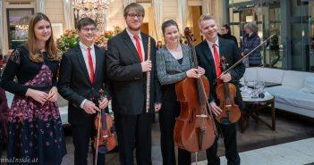 Kempinski Concertini – eine Bühne für junge Künstler