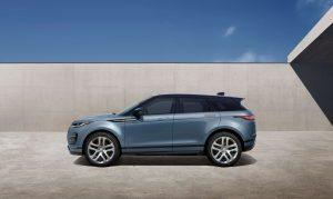 Der neue Range Rover Evoque 2019