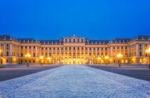 Schloss Schönbrunn Ehrenhof Musical Elisabeth Open Air
