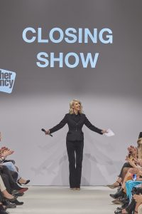 Cathy Zimmermann - The Black Show - MQ Vienna Fashion Week - Closing Show