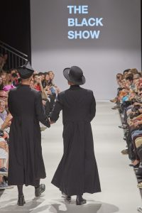 Alfons Haider - The Black Show - MQ Vienna Fashion Week - Closing Show