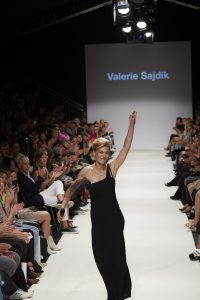 Valeria Sajdik - The Black Show - MQ Vienna Fashion Week - Closing Show