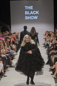 Maria Soldo - The Black Show - MQ Vienna Fashion Week - Closing Show