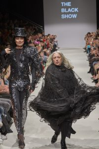 Mario Soldo - The Black Show - MQ Vienna Fashion Week - Closing Show