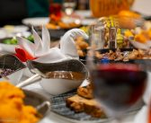 Thanksgiving-Dinner im Vienna Marriott Hotel und Turkey To Go