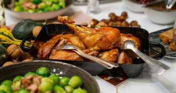 Thanksgiving Truthahn – Originalrezept vom Vienna Marriott Hotel