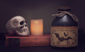Potion - Photo by socialneuron, Pixabay Licence